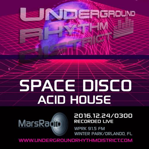 Space disco acid house mix marsradio wprk 91 5 fm for Acid house mix