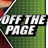 Off The Page Ep43 - DC And Marvels, Inhumans Prime, Power Rangers Movie Comic Sequel