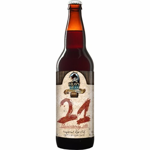 Craft Beer On The Bay - Heavy Seas 21 Anniversary Ale