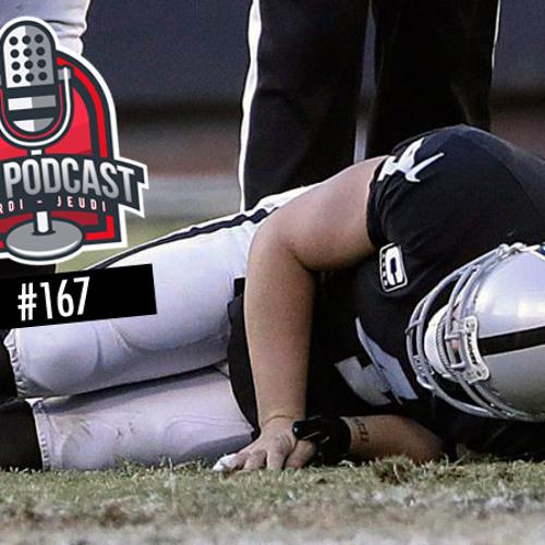 TDA NFL Podcast n°167 : le rêve brisé des Raiders