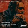 Rinse FM Podcast - Post Malone - 26th December 2016