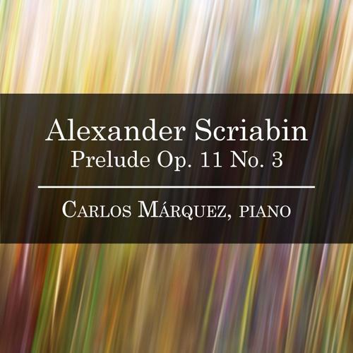 scriabin prelude op 11 no 11 pdf
