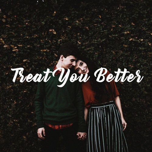 Shawn Mendes Album Cover Treat You Better