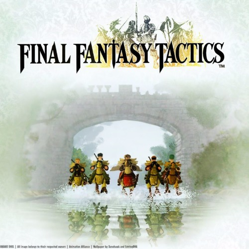 Final Fantasy Tactics-Lets Go To The Tavern And Get Plastered