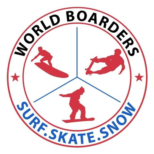 World Boarders - Reggae for Surfing, Skateboarding and Snowboarding