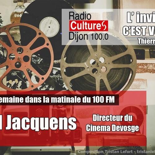 """L'invité, c'est vous - """"Cyril Jacquens, un Devosge sinon rien ! »"""" (Intégrale) par Thierry Buisson"""