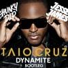 Taio Cruz - Dynamite (Chunky Dip & Jesse James Bootleg)
