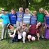 Nashville's Laughter Yoga Club Members Are Pretty Serious About Being Silly