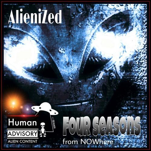 AlieniZed Music - Magazine cover