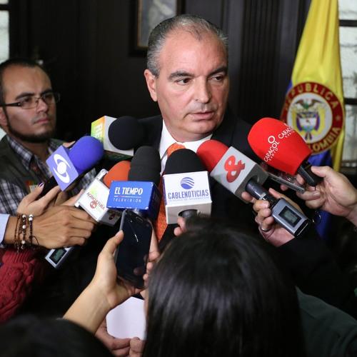 Ministro Iragorri se refiere a la admisibilidad 2016