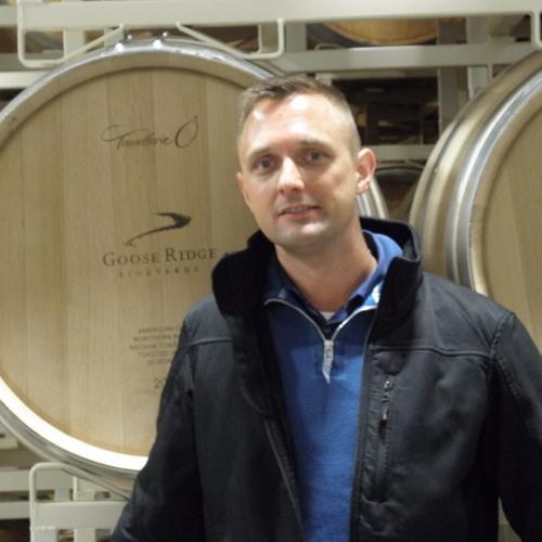 #48 Andrew Wilson of Goose Ridge Vineyard and Winery