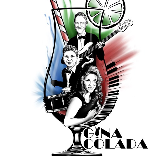 Kiss - Gina Colada's