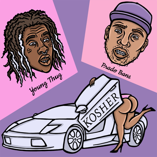 Image result for Young Thug x Prado Bans - Kosher [No DJ/CDQ]