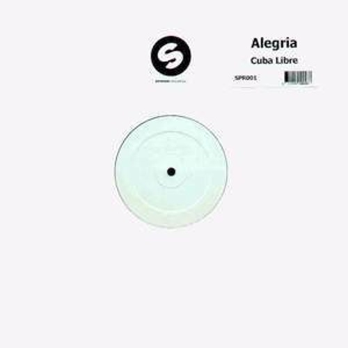 Alegria - Cuba Libre ( Eric Sand Bootleg )FREE DOWNLOAD