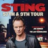 Sting 57th and 9th Tour