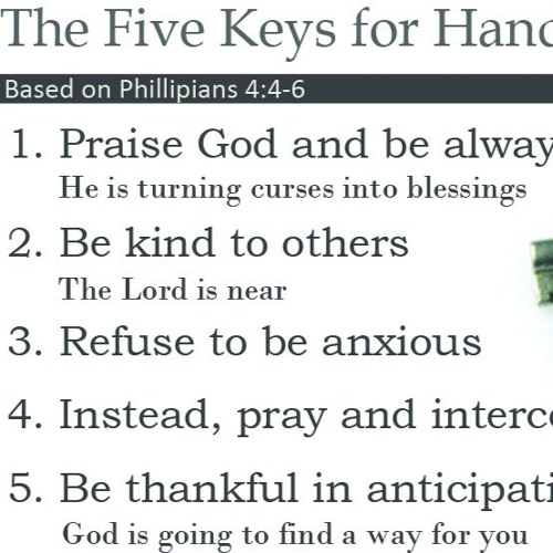 Prayer of the Five Keys