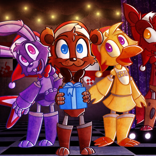 Fnaf Christmas.Merry Fnaf Christmas Song By Ben Strong On Soundcloud Hear