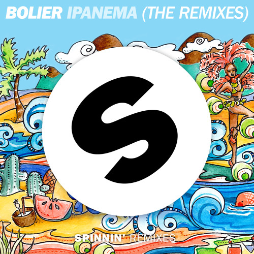 Bolier - Ipanema (SIMUN Remix)[OUT NOW]