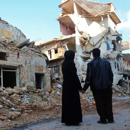כאן ועכשיו - 109 - האם ניתן לעמוד מנגד? שיחה על הנעשה בסוריה - פודקאסט עם הרב אורי שרקי
