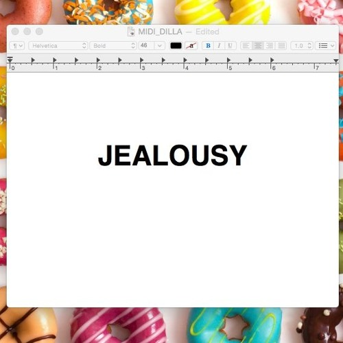 Jealousy(TRACKONE)