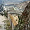 This is how the wall looks nowadays from Tijuana Mexico  mix 001