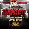 Tna History Audio- Impact January 4th 2010 With Special Guest Chef