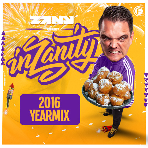 InZanity 2016 Yearmix - The Freestyle Podcast