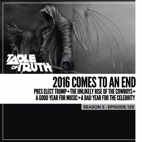 Episode 129: 2016 Comes to an End