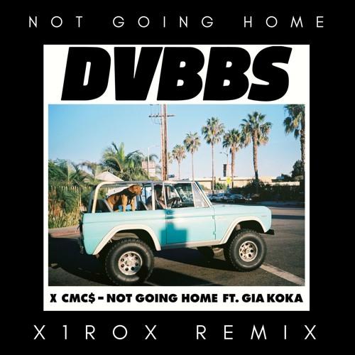 Thumbnail Dvbbs X Cmc Ft Gia Koka Not Going Home X1rox Remix