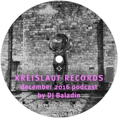 December 2016 Podcast by Baladin