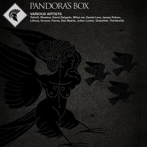 Various Artists - Pandora's Box (THRS03)