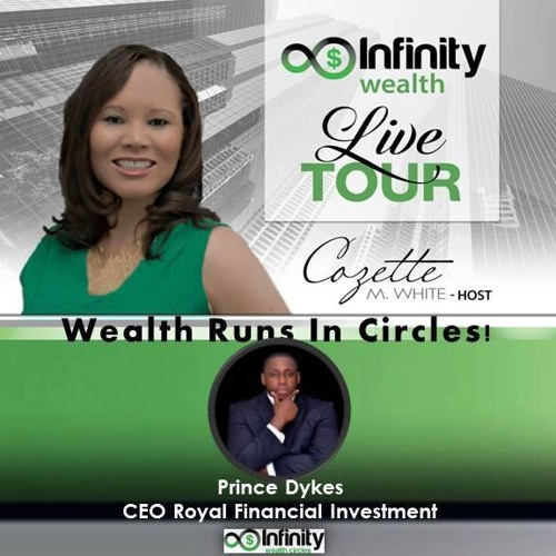 Prince Dykes featured on Money Conversations W/ Cozette White