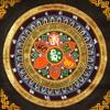 OM MANI PADME HUM Lumbini Buddhist Art Gallery, Berkeley CA  123016