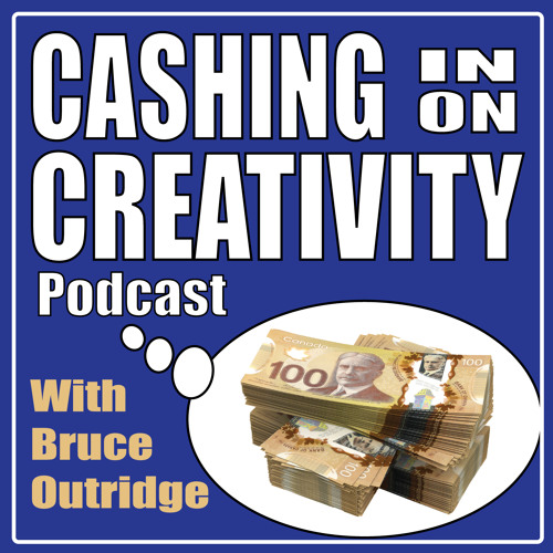 CC000 Introduction to the Cashing in on Creativity Podcast