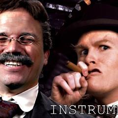 [Instrumental] Theodore Roosevelt vs Winston Churchill. Epic Rap Battles of History