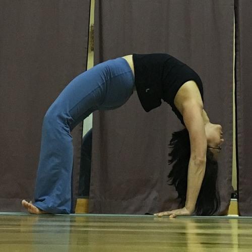 Forrest Yoga Back Bends (Level 2 - 3; Wheel, Viparita, Inversions; 1 Hr 38 Min)