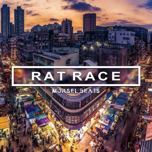 """Rat Race"" - Hype Techno Anthem Hip Hop Instrumental by​ Morsel Beats"