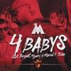 Maluma - Cuatro Babys V2 (Dj Hugo Beat's)Infernaleoo 2016 DEMO