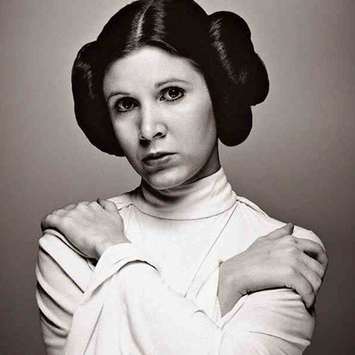 We Will Miss You Carrie Fisher- 12:31:16, 3.27 PM