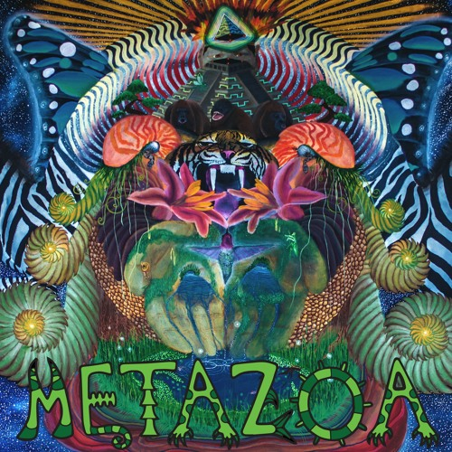 VA - The Undergrowth Vol.1 METAZOA (LP) 2016