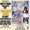 CHRIS FUSION STRICTLY BUSINESS ❌ KEV LIFE NG ❌ 4 STAR ❌ NITE LIFE @ DOTTY DIOR ALL WHITE 12.30.16