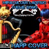 Miraculous Ladybug - Theme Song - Harp Cover + MIDI Download