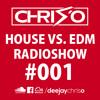 House vs. EDM Radioshow #001 by DJ Chris O.