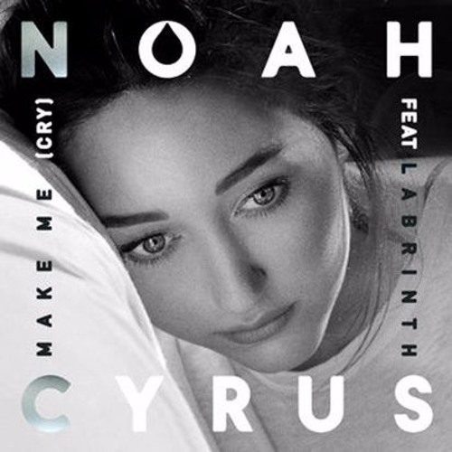 Noah Cyrus feat Labrinth - MAKE ME (CRY) COVER