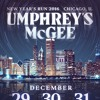 Umphrey's McGee 2ND SET - New Years Eve December 31, 2016 - Aragon Ballroom - 3D Audio