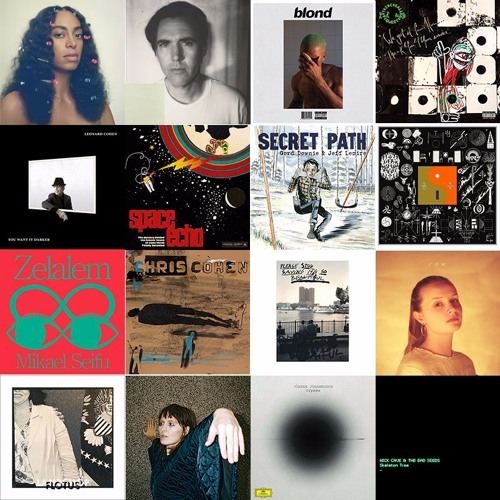 Favourites of 2016