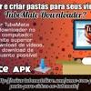 Como alterar e criar pastas para seus vídeos no 2.2.9 TubeMate Downloader