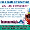Como Alterar A Pasta De Vídeos No TubeMate YouTube Downloader