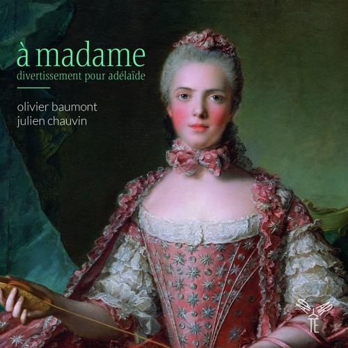 Dauvergne - Sonata XII, Op. 2 (Largo) Julien Chauvin & Olivier Baumont
