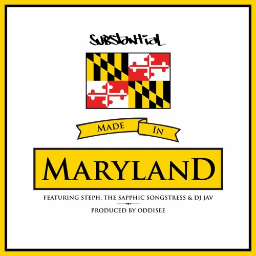 Substantial: Made In Maryland [produced by Oddisee]